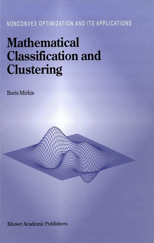 Mathematical Classification and Clustering als Buch (gebunden)