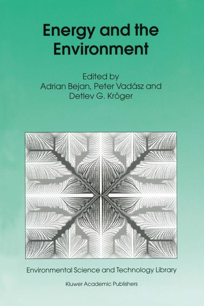 Energy and the Environment als Buch (gebunden)