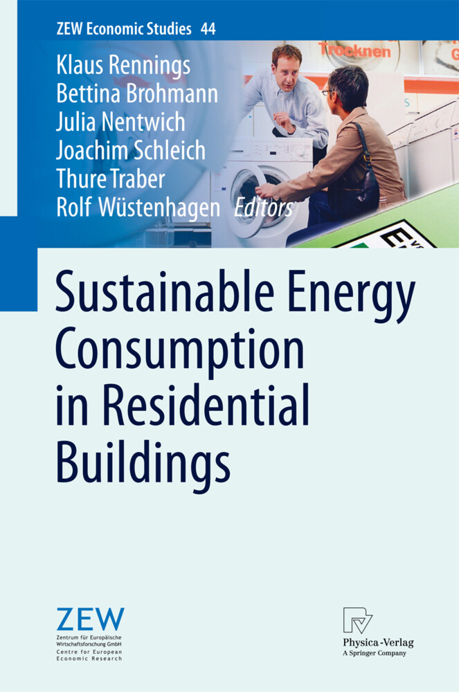 Sustainable Energy Consumption in Residential Buildings als Buch (kartoniert)