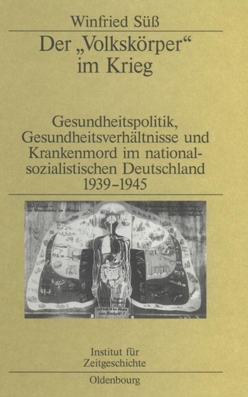 """Der """"Volkskörper"""" im Krieg als Buch (gebunden)"""