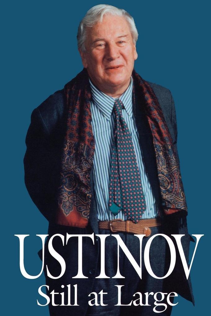 Ustinov Still at Large als Taschenbuch