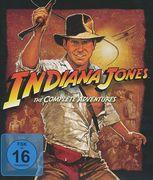 Indiana Jones - The Complete Adventures (Blu-ray, 4 Discs)