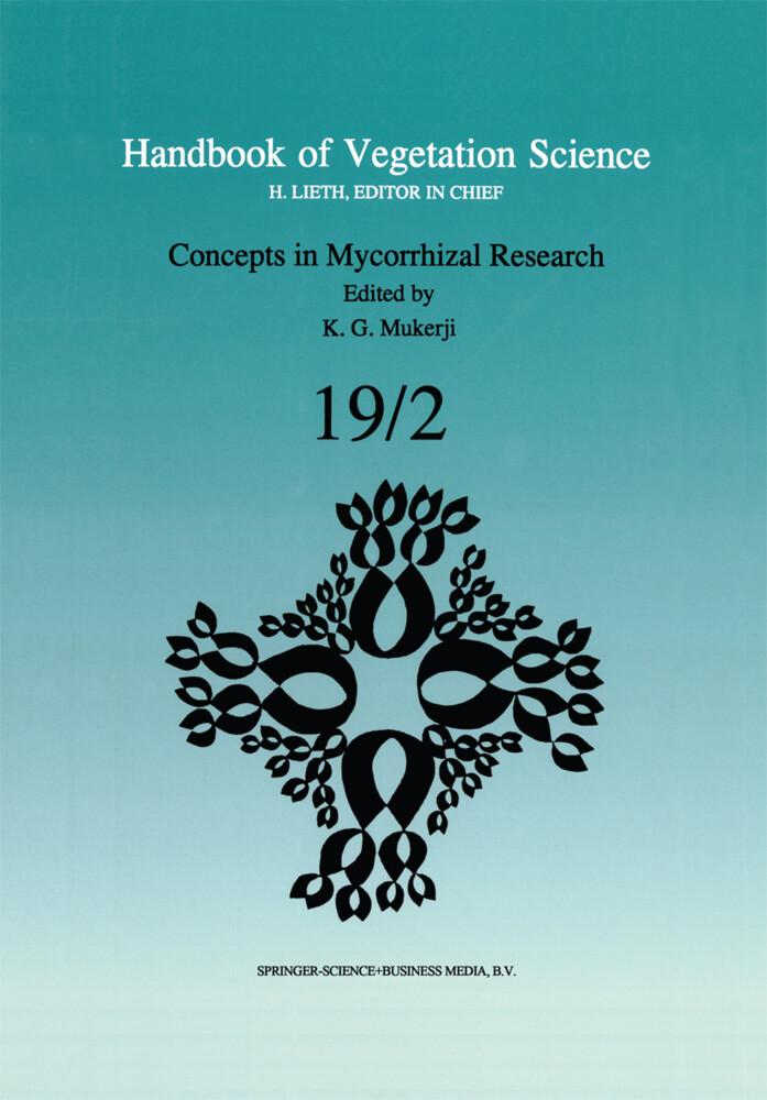 Concepts in Mycorrhizal Research als Buch (gebunden)