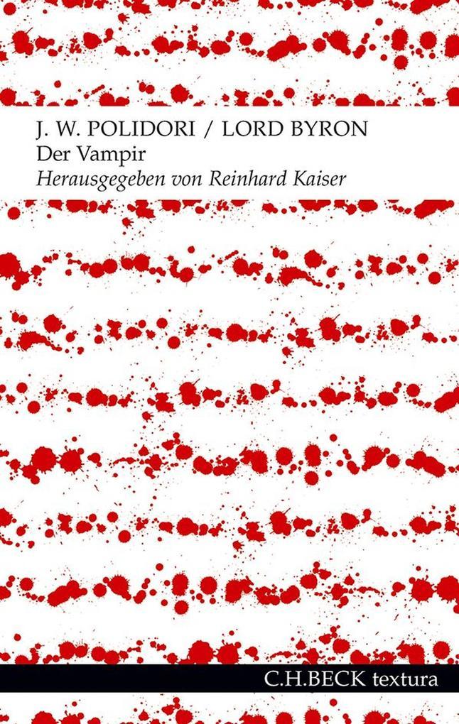 Der Vampir als eBook epub
