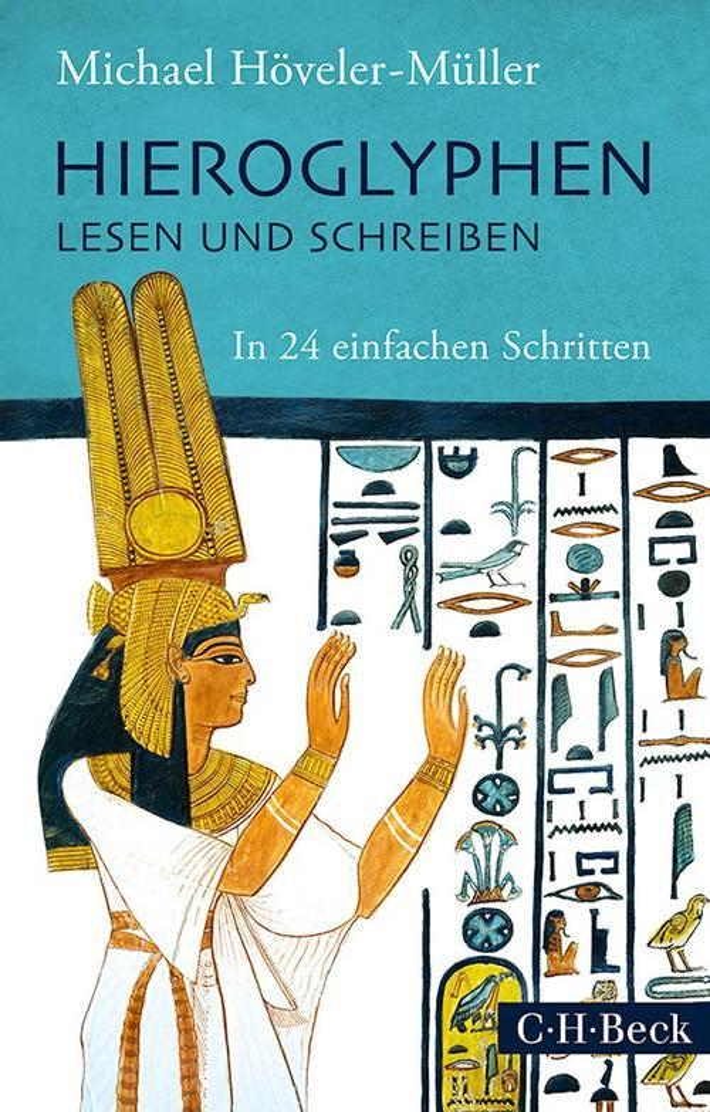 Hieroglyphen lesen und schreiben als eBook