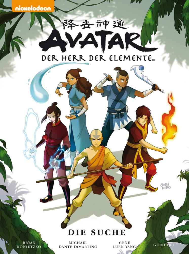 Avatar - Der Herr der Elemente: Premium 2 als Buch (gebunden)