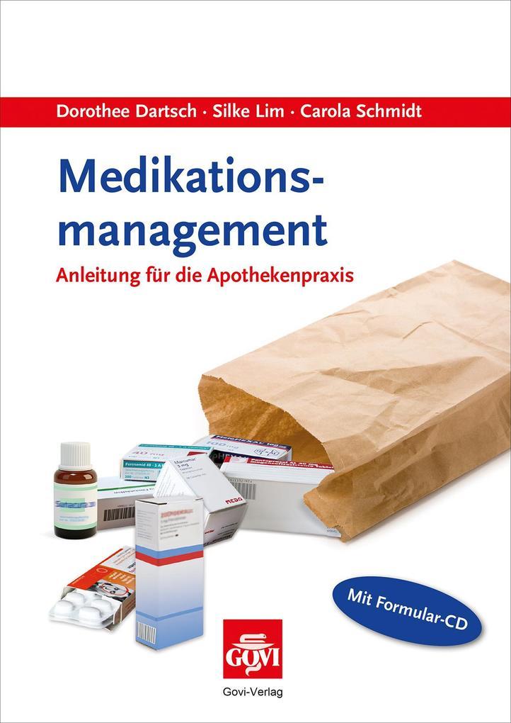Medikationsmanagement als Buch (kartoniert)