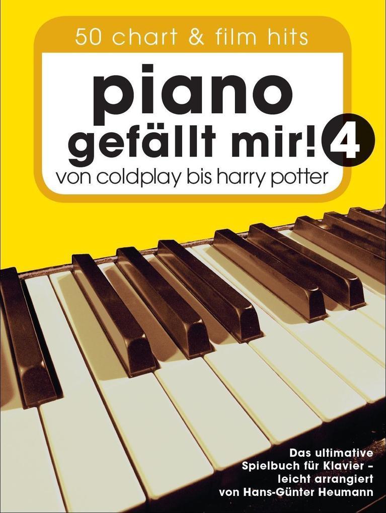 Piano gefällt mir!, Klebebindung. Bd.4 als Blätter und Karten