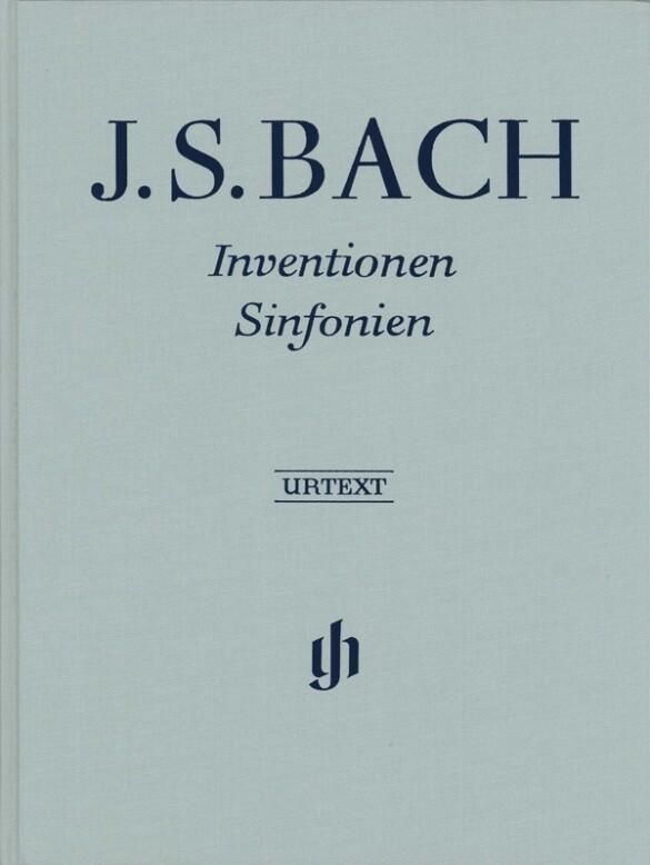 Inventionen und Sinfonien als Buch (gebunden)