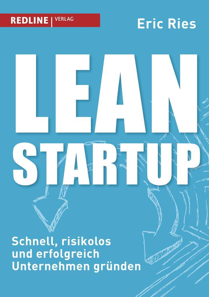 Lean Startup als Buch (kartoniert)