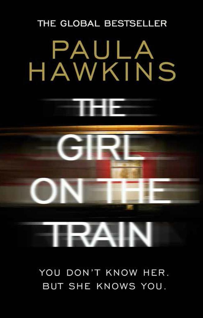 The Girl on the Train als eBook epub