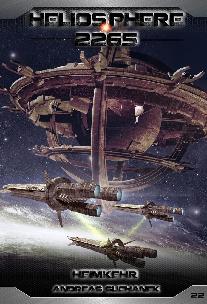 Heliosphere 2265 - Band 22: Heimkehr (Science Fiction) als eBook epub