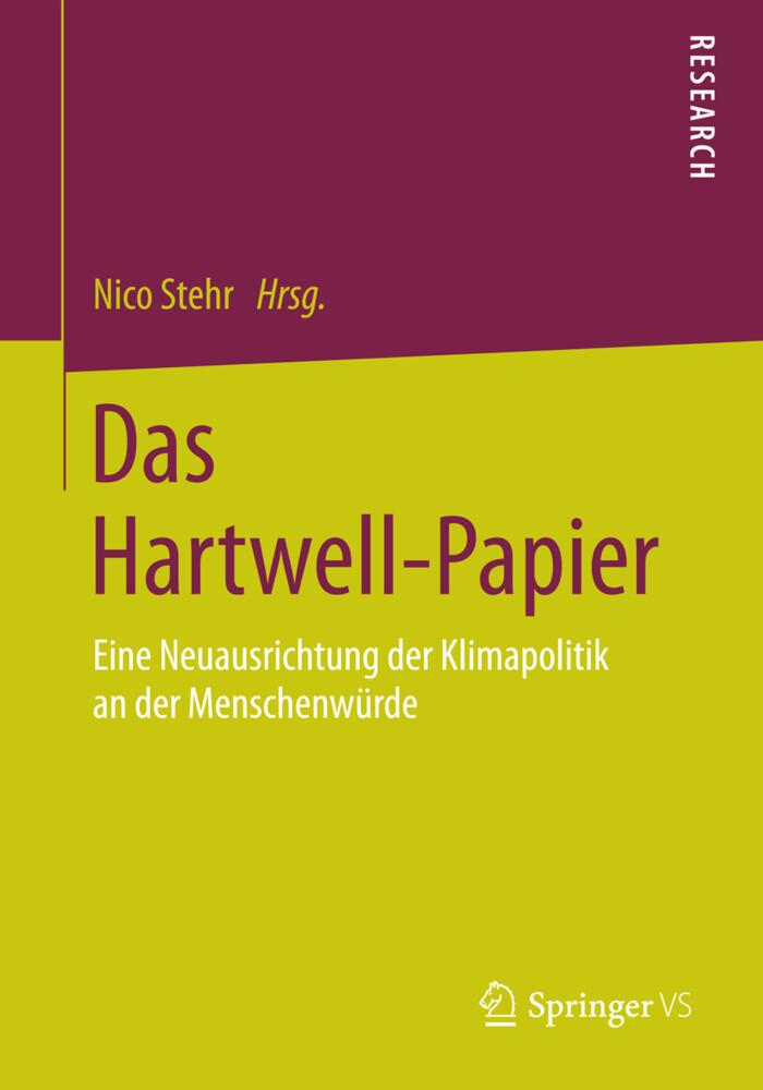 Das Hartwell-Papier als Buch (kartoniert)