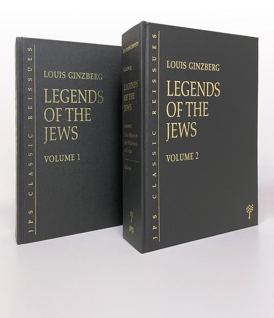 The Legends of the Jews, 2-Volume Set als Buch (gebunden)