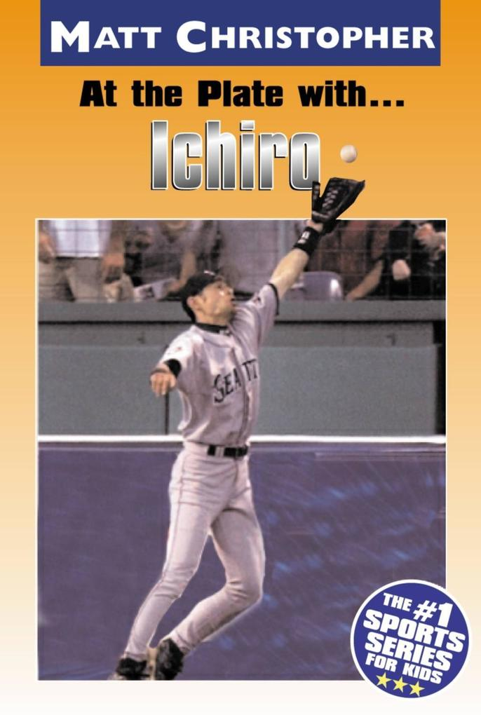 At the Plate with...Ichiro als eBook epub