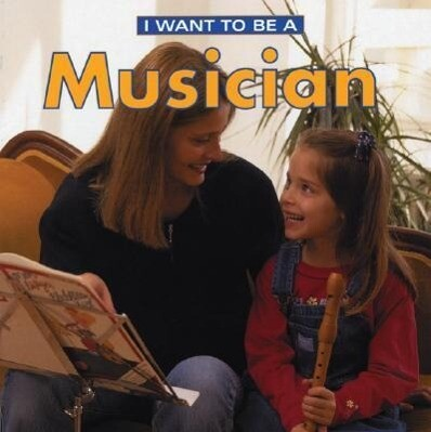 I Want to Be a Musician als Taschenbuch