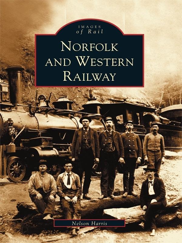 Norfolk and Western Railway als eBook epub