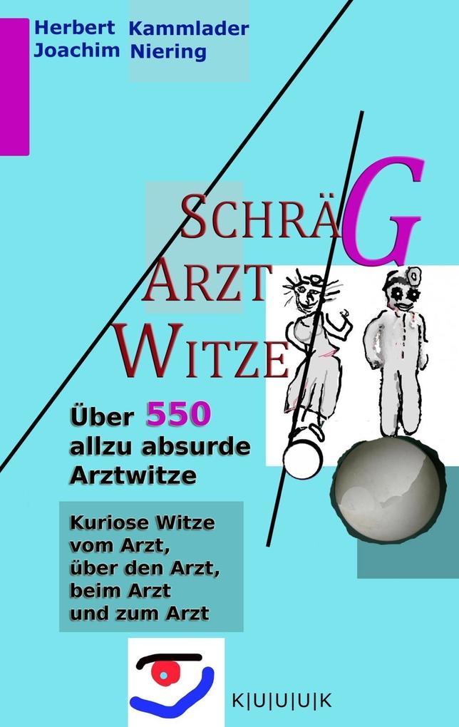 Schräg-Arzt-Witze als eBook epub