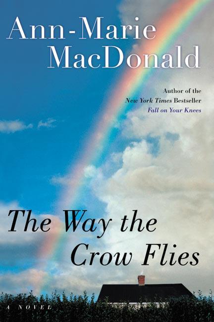 The Way the Crow Flies als Buch (gebunden)