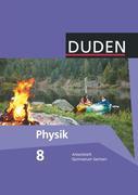 Duden Physik 8. Schuljahr. Arbeitsheft Gymnasium Sachsen