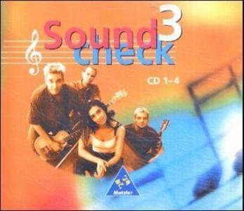 9./10. Klasse, Hörbeispiele, 8 Audio-CDs als CD