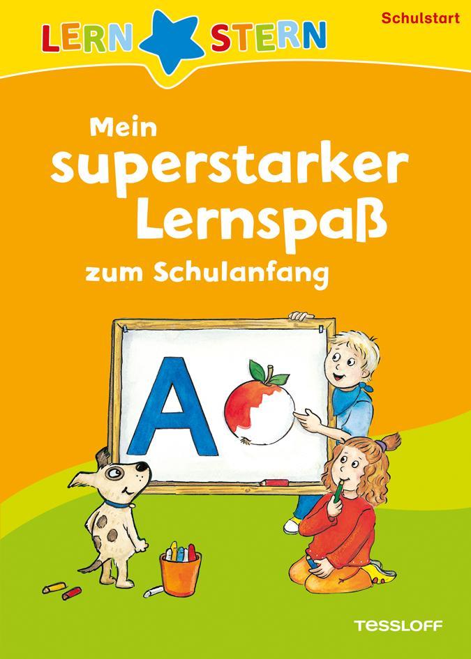Lernstern: Superstarker Lernspaß zum Schulanfang als Mängelexemplar