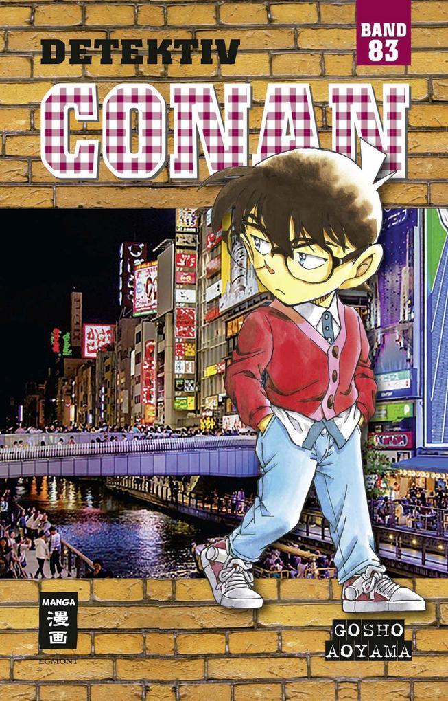 Detektiv Conan 83 als Taschenbuch