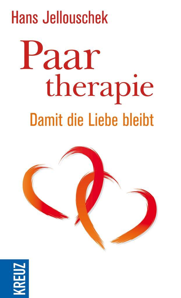 Paartherapie als eBook epub