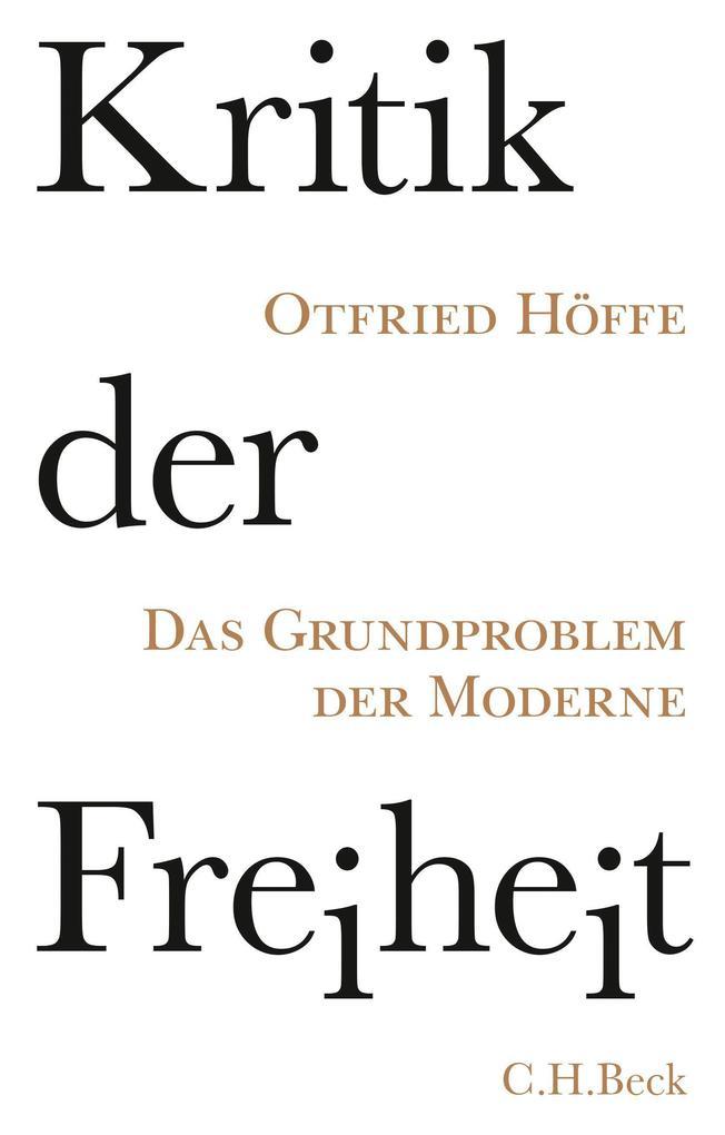 Kritik der Freiheit als Buch (gebunden)