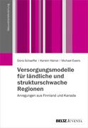 Versorgungsmodelle für ländliche und strukturschwache Regionen