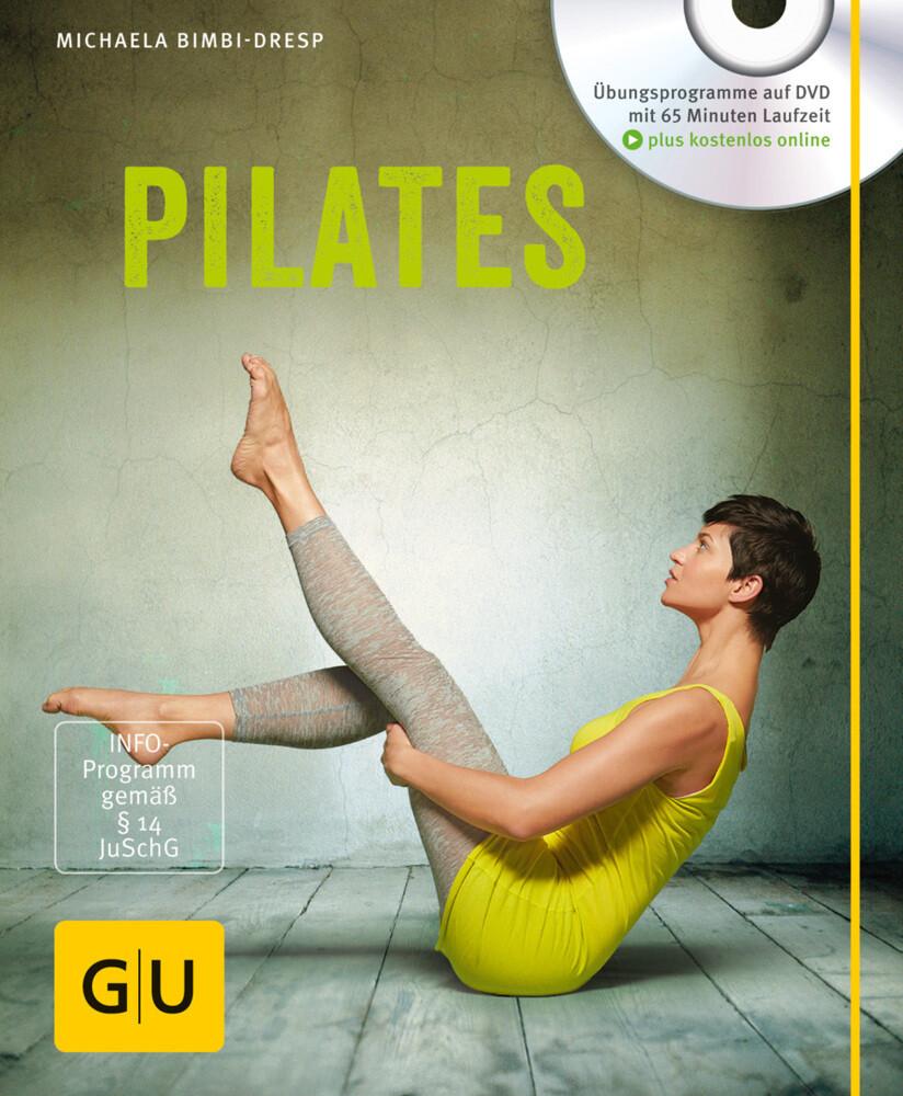 Pilates (mit DVD) als Buch (kartoniert)