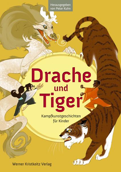 Drache und Tiger als Buch (gebunden)