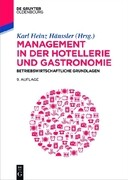 Management in der Hotellerie und Gastronomie