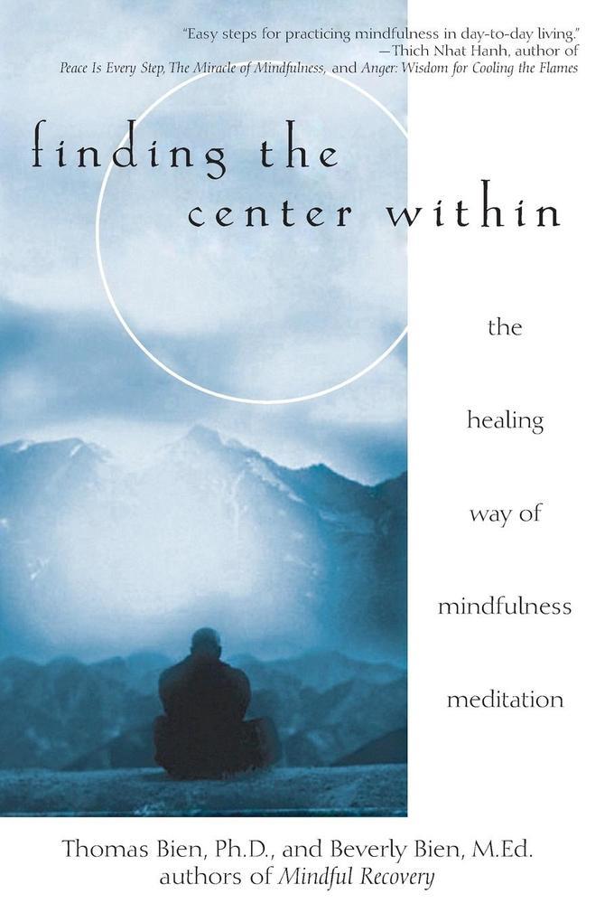 Finding the Center Within als Buch (gebunden)