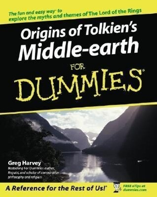 The Origins of Tolkien's Middle-earth For Dummies als Buch (kartoniert)