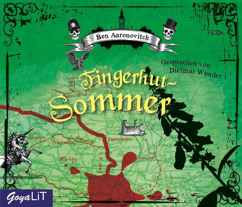 Fingerhut-Sommer als Hörbuch CD