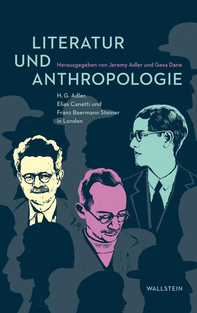 Literatur und Anthropologie als eBook pdf