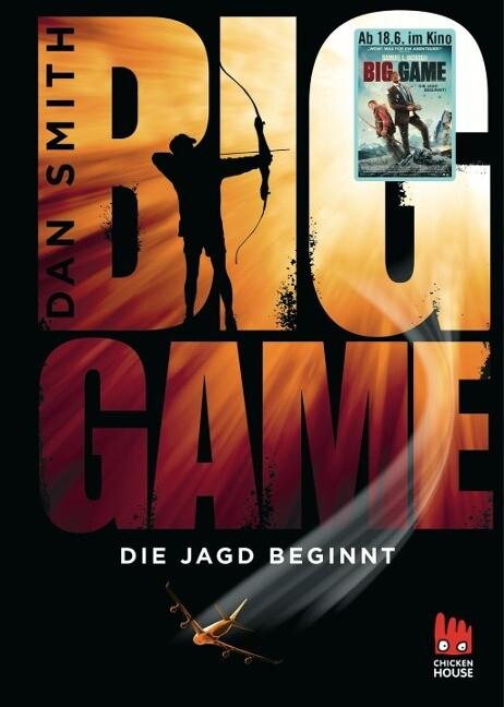 Big Game - Die Jagd beginnt als Buch (gebunden)