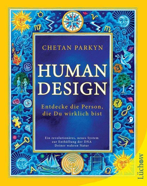 Human Design als Buch (kartoniert)