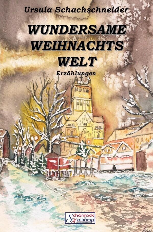 Wundersame Weihnachtswelt als Buch (kartoniert)
