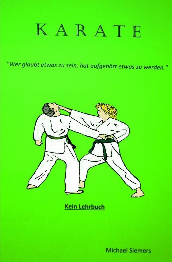 Karate als Buch (kartoniert)
