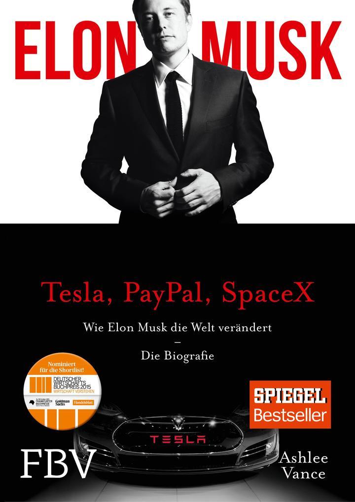 Elon Musk als Buch (gebunden)