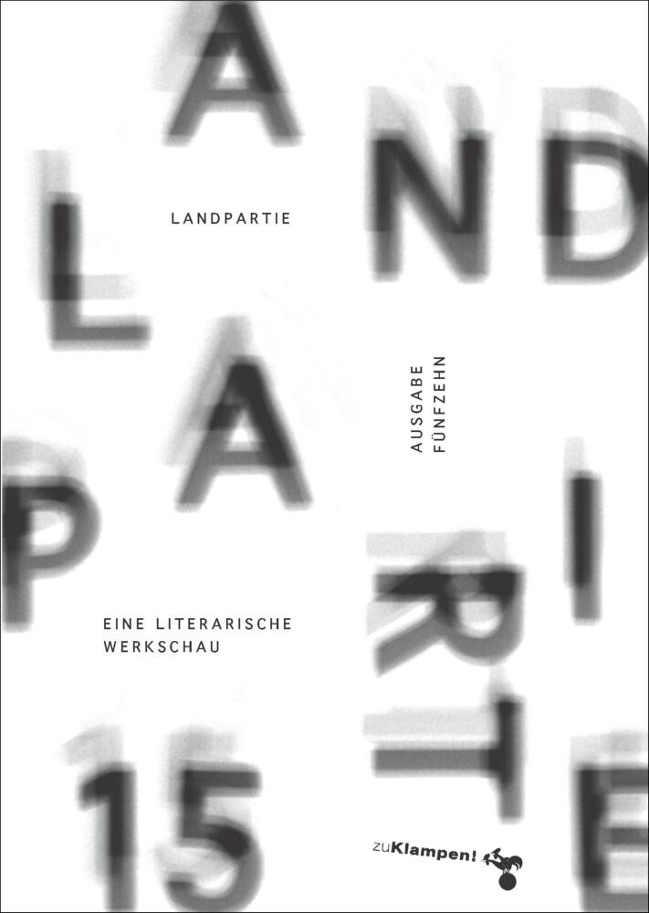 Landpartie 15 als Buch (kartoniert)