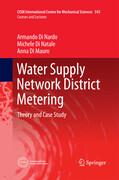 Water Supply Network District Metering