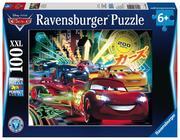Cars Neon. Puzzle 100 Teile XXL