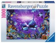 Unterwasserromantik. Puzzle 1000 Teile