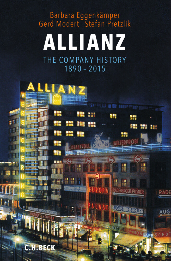 Allianz als Buch (gebunden)