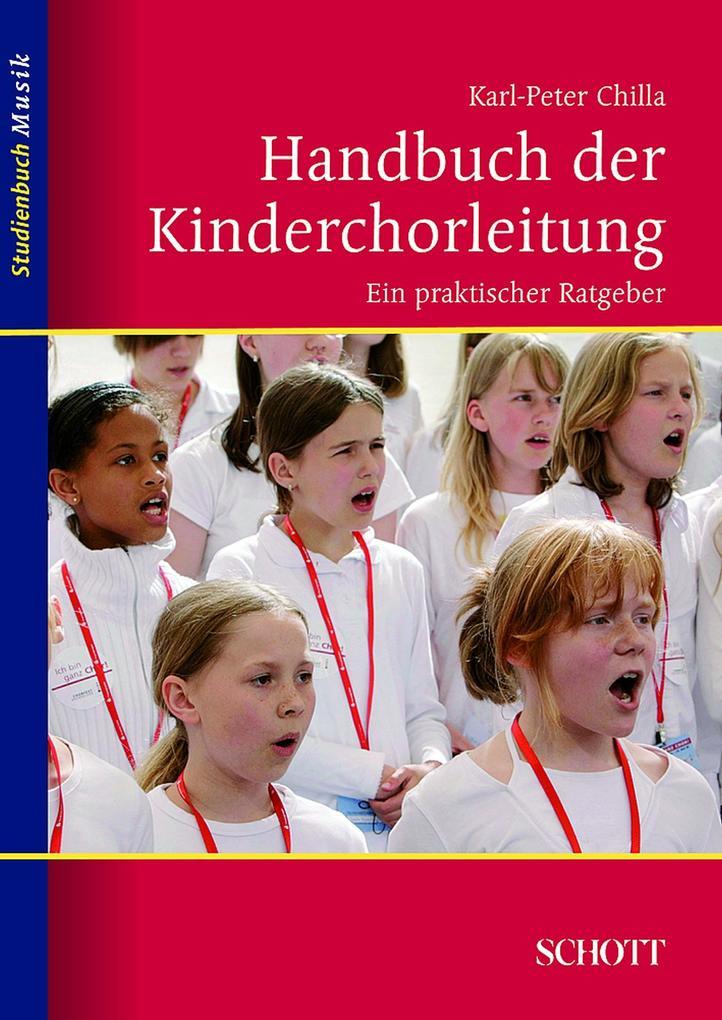 Handbuch der Kinderchorleitung als eBook epub