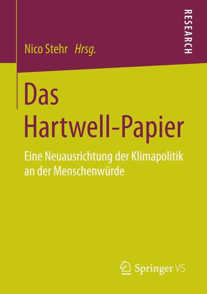Das Hartwell-Papier als eBook pdf
