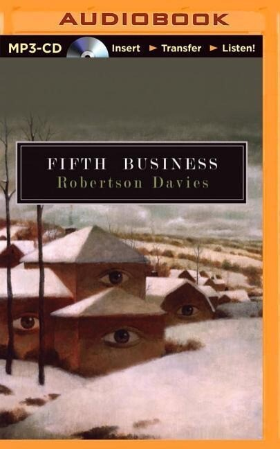 Fifth Business als Hörbuch CD